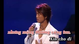 Karaoke Chuyen Tinh Mong Thuong song ca voi Hi