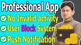 Create Android Earning App by Appybuilder & Earn Admob Ads Bangla Android App Development Tutorial