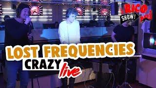 """Lost Frequencies """"Crazy"""" Live - Le Rico Show Sur NRJ"""