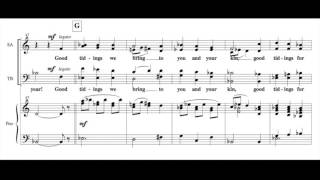 We Wish You a Merry Christmas (arr. Gary Fry)