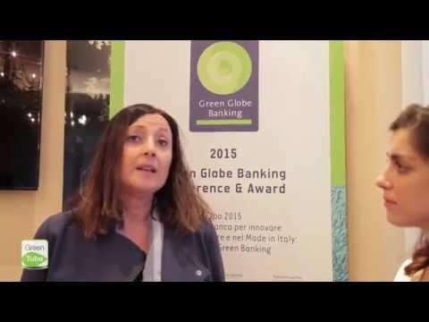 Intervista ad Angela Dall'Olio | IX Edizione Green Globe Banking Conference & Award