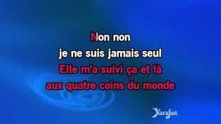 Karaoké Ma solitude - Serge Reggiani *