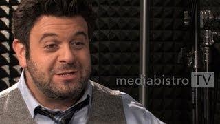 Adam Richman Talks 'best Sandwich In America' - Media Beat (3 Of 3)