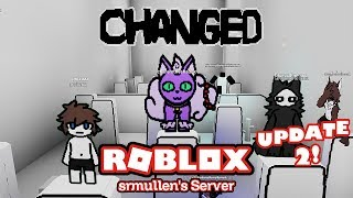 Changed - Roblox Edition?? (Srmullen's Map) (UPDATE 2!)