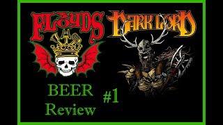 Beer Review #1 - Three Floyds Brewing Dark Lord 2017 Vintage