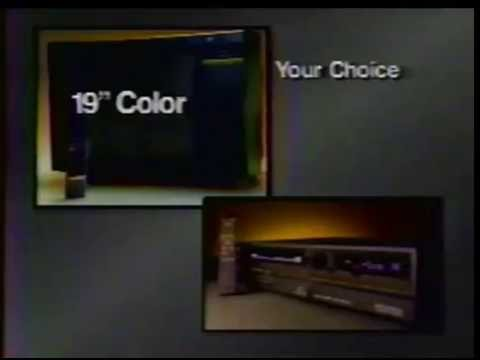Circuit City Commercial 1988