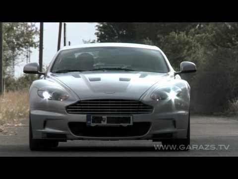 Aston Martin DBS  V12   (hun)