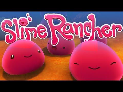 FARMING SOME SLIME!   Slime Rancher #1 (Live Stream 2-23-18)
