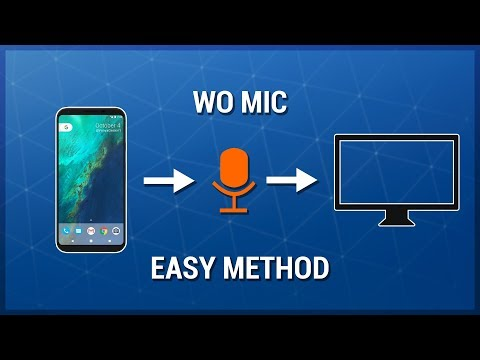 How To Use Smartphone As A Mic For PC