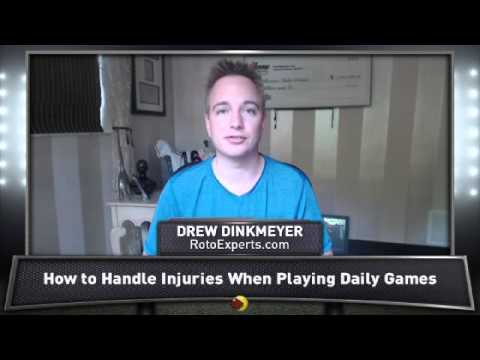 Daily Fantasy Basketball Tips from Drew Dinkmeyer