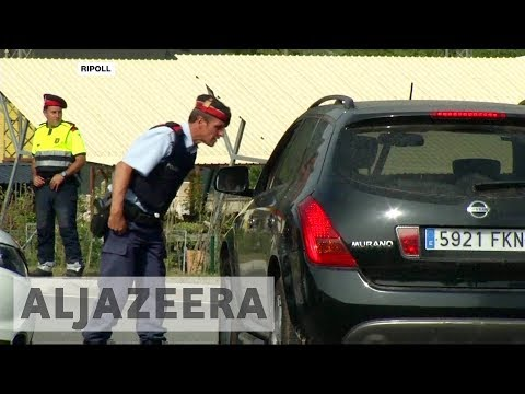 Spanish police search home of missing imam linked to Barcelona attack