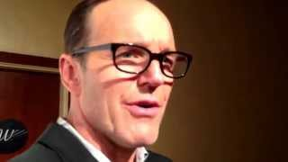 Clark Gregg aka Agent Coulson for Agents of S.H.I.E.L.D. At Paleyfest 2014! Thumbnail