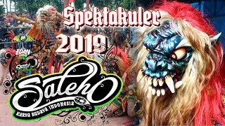 Buto Gedruk Saleho Terbaru 2019 - Karya Budaya Indonesia | The Power Of Reog