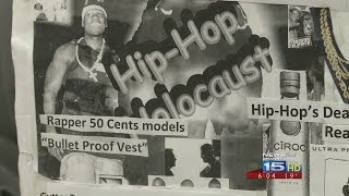 Expert: Hip hop music effects criminal behavior