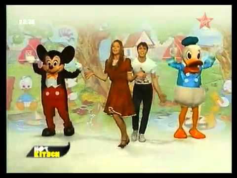 Douchka - Mickey, Donald et moi.flv