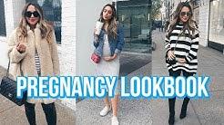 HOW TO DRESS CUTE WHILE PREGNANT | ALEX GARZA
