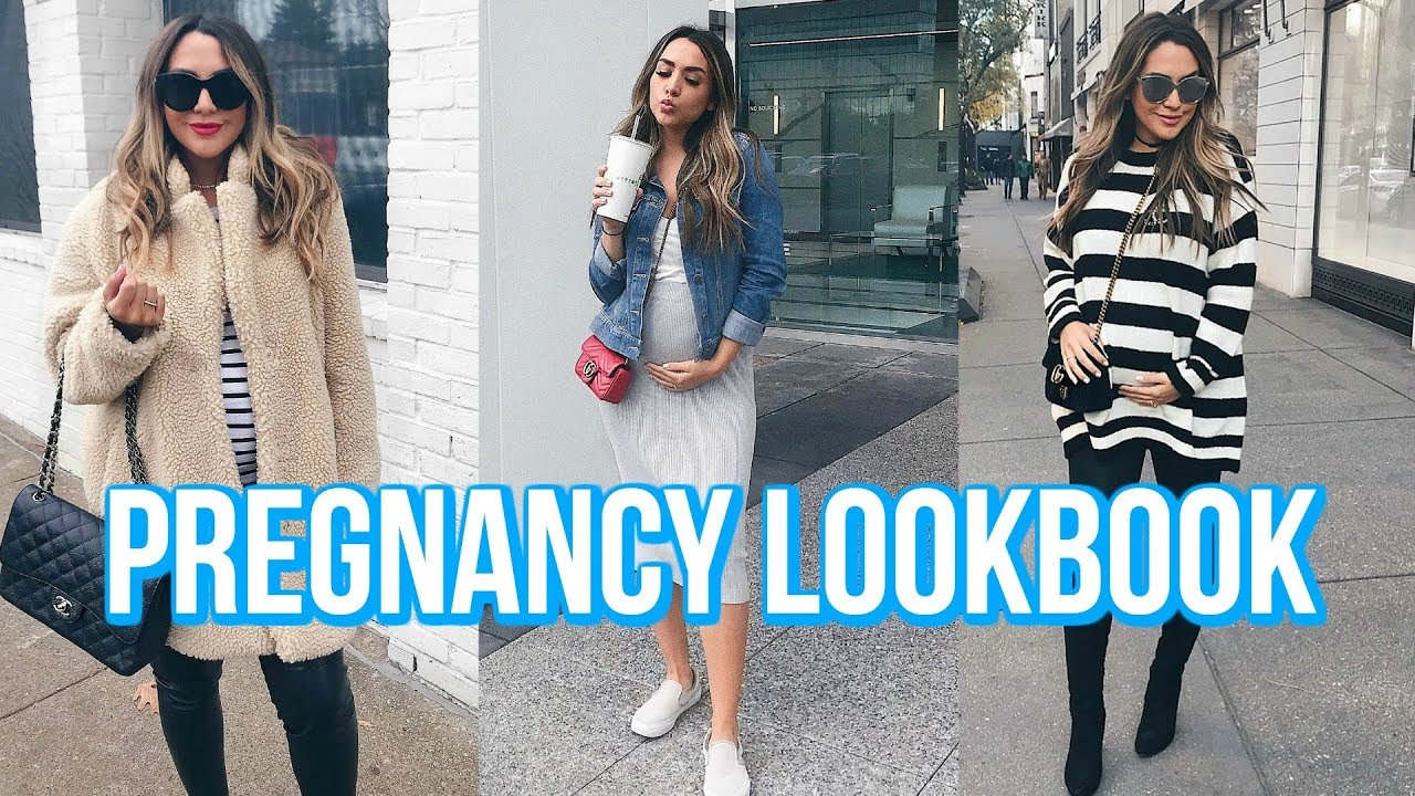 3f7223910 HOW TO DRESS CUTE WHILE PREGNANT | ALEX GARZA - YouTube