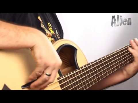 The Warwick Alien 6-String - with Andy Irvine