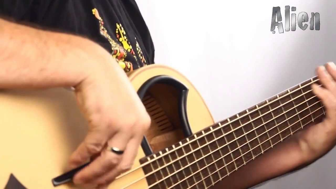 The Warwick Alien 6 String