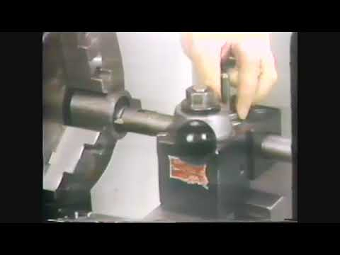 Machine Technology II Lesson 10 Drilling, Boring, and Reaming work held in the Lathe Chuck