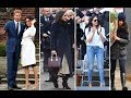 A comprehensive guide to Meghan Markle's favourite fashion labels