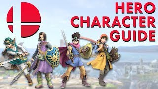 Super Smash Bros. Hero Character Guide - Inside Gaming Feature