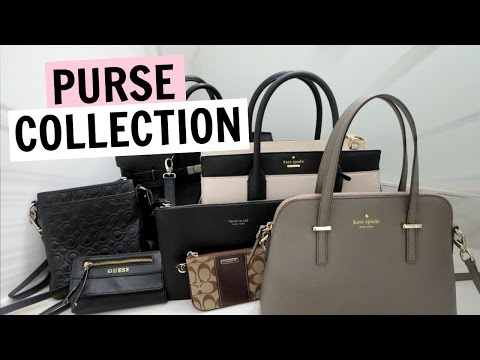 PURSE COLLECTION | KATE SPADE, TEDDY BLAKE, COACH