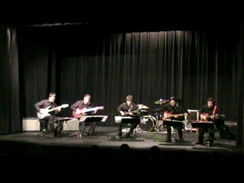 The EKU Guitar Ensemble - Electric Mozart