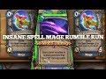 Rumble Run - Insane Spell Mage Deck