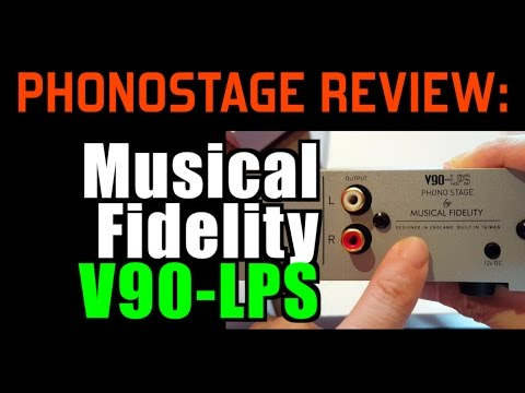 Musical Fidelity V90-LPS review - mega-shootout