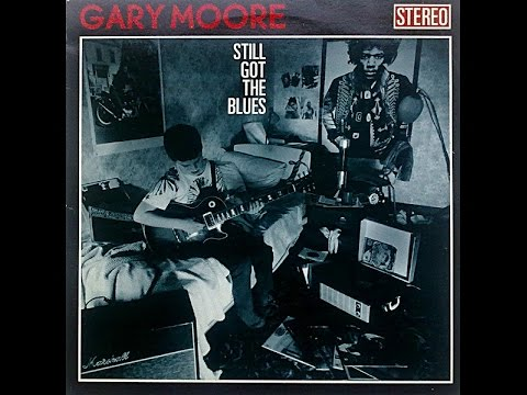GARY MOORE - Too Tired