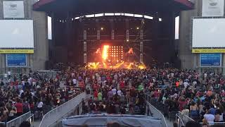 Panic at the Disco 9 in the Afternoon June 2016 Jones Beach