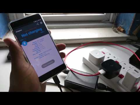 Oneplus 3: Dash Charge Vs Fast Charge 2.0 Vs Normal Charge