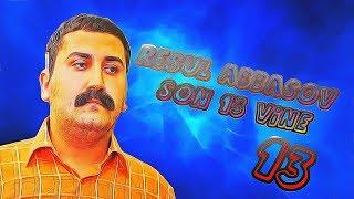 Rəsul Abbasov Son 13 Vine