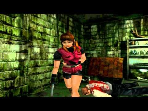 Resident Evil 2 - [Прохождение за Клер Сценарий А]