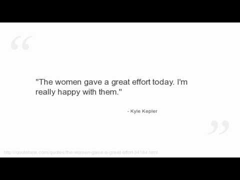 Kyle Kepler Quotes