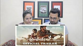 Pakistani Reactions to Sonchiriya | Official Trailer | Sushant, Bhumi P, Manoj B, Ranvir S |Abhishek