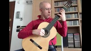 CARLOS SURINACH: Sonatina, Second Movement