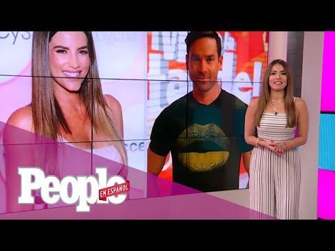 Gaby Espino y Jaime Mayol coquetean en las redes | PeopleVIP