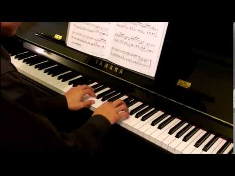 Trinity TCL Piano 2015-2017 Grade 7 A3 Maria-Theresia Paradis Sicilienne by Alan