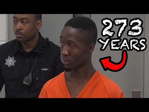 10 GUILTY Convicts REACTING To LIFE SENTENCES