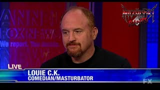 Louie CK and the Killing of Comedy: A Rant