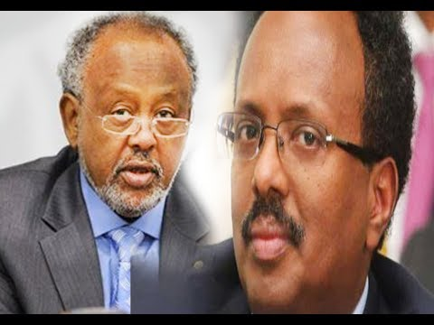 Dowladda Somalia iyo Dowladda Jabuuti Oo Heshiis.... thumbnail