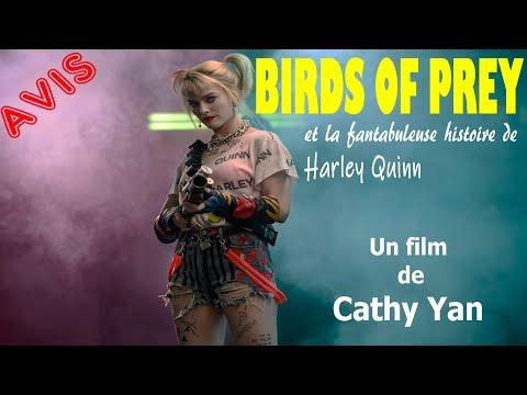 avis-:-birds-of-prey-de-cathy-yan