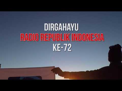 KILAS BALIK 72 TAHUN PERJALANAN RADIO REPUBLIK INDONESIA