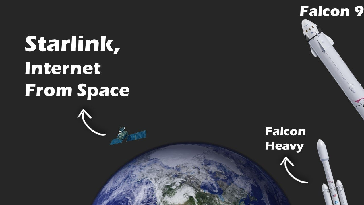 Starlink Getting Your Wifi From Space Youtube