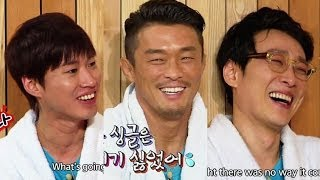 Happy Together - The Return of Superman Special with Lee Hwijae, Tablo & more! (2014.01.01)