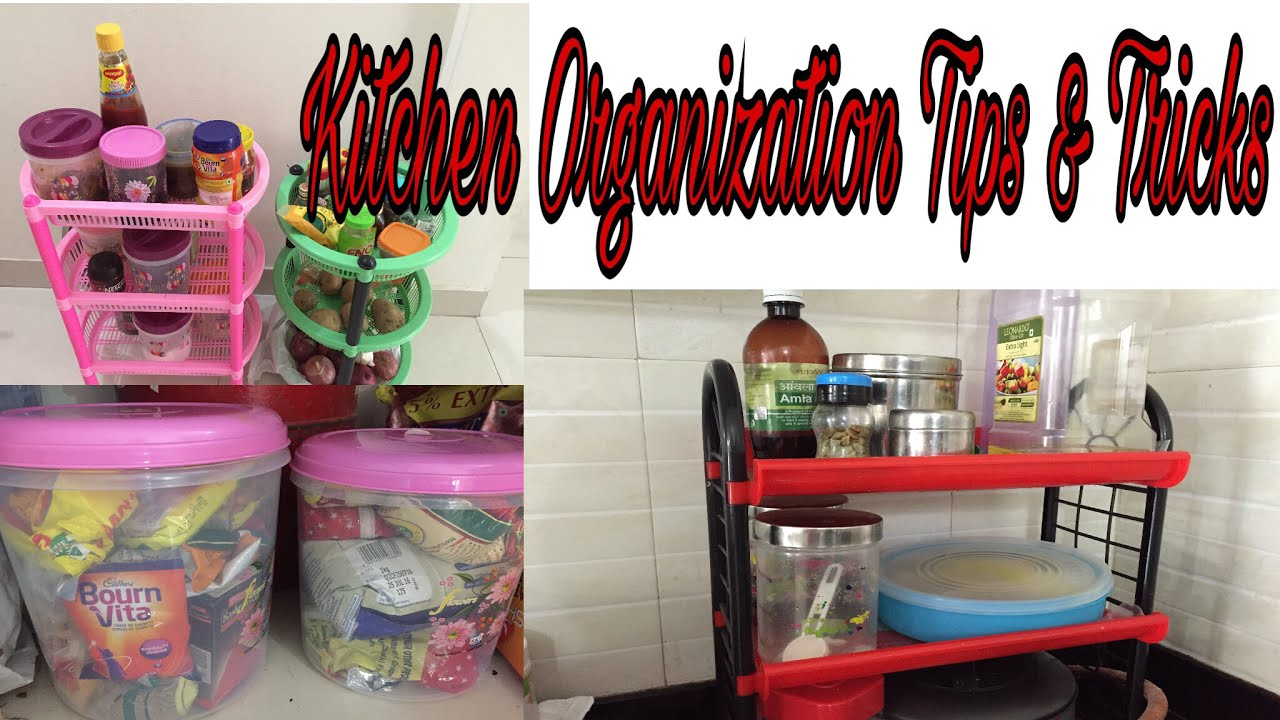 Kitchen Organization Tips Tricks Cleaning What S All On My Red Threelayed Shelf