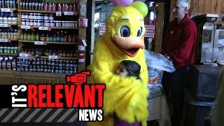 Stews Hosts 4th Annual Easter Egg Hunt For Kids All Over Store