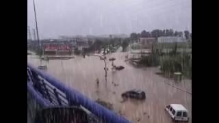 Inundaciones orca Huelva